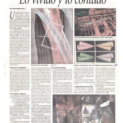 2002 LA Prensa, Argentine