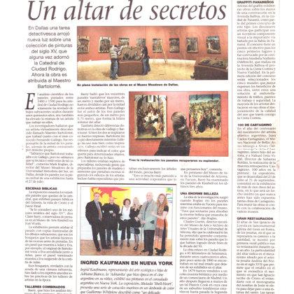 2008 La Prensa, USA